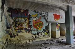 (Farlakes) Tags: club cat disco soviet ddr former farlakes