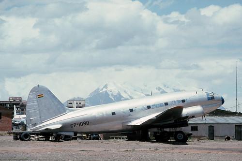 C-46 Bolivia