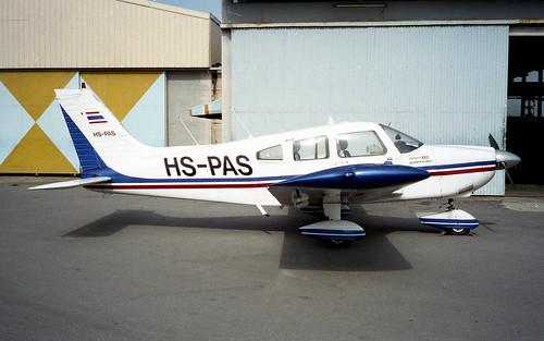 HS-PAS-1 Piper Cherokee 235 Hua Hin Nov95