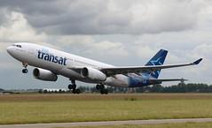 Air Transat Airbus A330-200 (AMSfreak17) Tags: amsterdam airport air off airbus take schiphol runway ams eham transat a330200 polderbaan 36l cgtsj amsfreak17