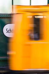 Sch... (judge75) Tags: berlin de deutschland zug bahnhof ubahn allee bvg schnhauser