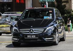 MAL WYG 826 (rOOmUSh) Tags: black malaysia mercedesbenz insingapore bklasse