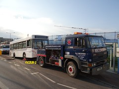 Libertybus 207 (Coco the Jerzee Busman) Tags: uk islands coach pointer nimbus ct solo jersey plus alexander dennis sr dart channel caetano enviro optare plaxton libertybus