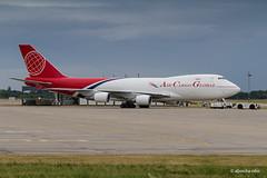Hannover Airport Air Cargo Global Boeing 747-400 (Gyroh) Tags: plane airplane airport air hannover cargo boeing flughafen hanover flugzeug freight 747 spotting global 747400 haj planespotting 747400f fracht eddv