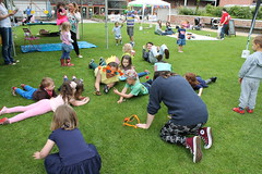 Wee Happenings Saturday 25 July:  Super Nature!
