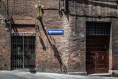 Arrow (Channed) Tags: europa europe italië siena toscane holiday reizen summerholiday travel vakantie zomervakantie italy tuscany toscana city chantalnederstigt channedimages