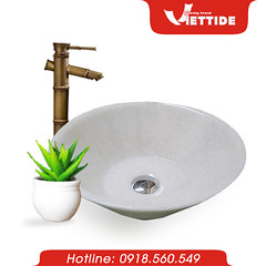 Lavabo đá tự nhiên cao cấp tphcm 01 (viettide) Tags: lavabo chậu rửa chau rua da tu nhien natural stone sinks