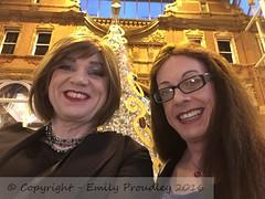 December 2016 - Leeds First Friday (emilyproudley) Tags: crossdresser cd tv tvchix tranny trans transvestite transsexual tgirl tgirls convincing dress feminine girly cute pretty sexy transgender xdresser gurl glasses shopping