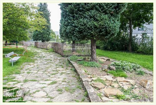 Blindengarten Wertheimsteinpark 1190 Wien | 2014-09