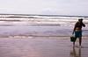 (MatMendofoto) Tags: nikon nikond40 beach summer blackandwhite
