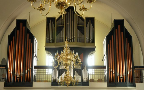 Zions Kirke - die Orgel; Esbjerg, Dänemark (100)