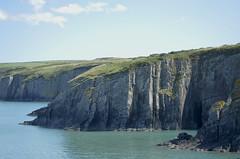 Cardigan Bay, 2015 (Holly Rollins Photo) Tags: sea bay cliffs cardigan ceredigion wales uk ocean