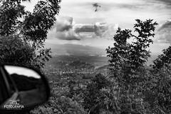 Window Car View (FotoDavidCarmona) Tags: mirador travel atenas costarica