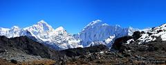 Nepal Panorama (280K+ Views | @Tony_Hodson) Tags: travel trekking traveller tourist wanderlust world wow nikon d7100 adventure expedition explore exploring explorer everest climbing climb lukla namche trek walking snow mountaineering mountains