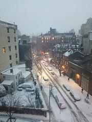 Snowfall 01-07-2017 IMG_20170107_165204 (Lanterna) Tags: 2017snowfallcharlesstreetdusk winter dusk
