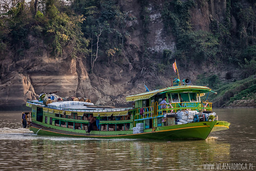 Barka transportowa