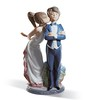 Lladro LET'S MAKE UP (Lladro from Spain Montinas) Tags: lladro saintvalentinesday love porcelain