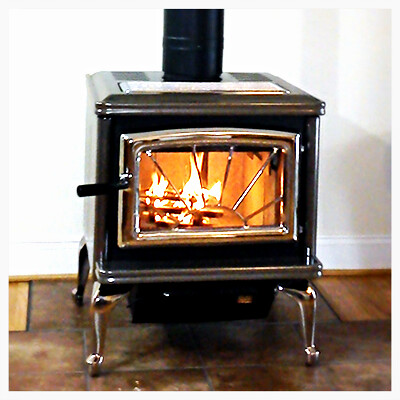 Pacific Energy Spectrum Classic Wood Stove