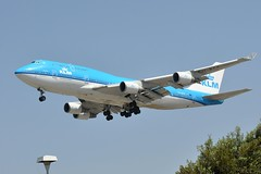 PH-BFF  LAX (airlines470) Tags: airport msn lax klm 770 747 747400 ln 24202 747406 phbff