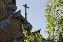 21. Patron Saint's day at All Saints Skete / Престольный праздник во Всехсвятском скиту