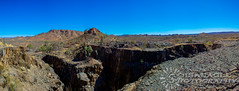 Mount Top Mine (Isaeagle) Tags: panorama landscape mine scenic queensland outback duchess mountisa