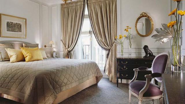 パリの高級ホテル:ル ムーリス