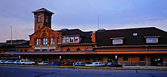 Binghamton, New York Train Station (gg1electrice60) Tags: newyork tower trainstation newyorkstate binghamton countyseat broomecounty