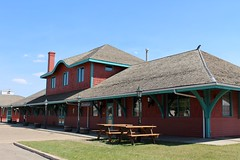 Canadian Pacific Railway Station (Wetaskiwin, Alberta)