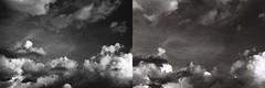 Film Compare to Digital (iheresss) Tags: sky cloud film digital dynamic sony comparison nikonf ilford a7r