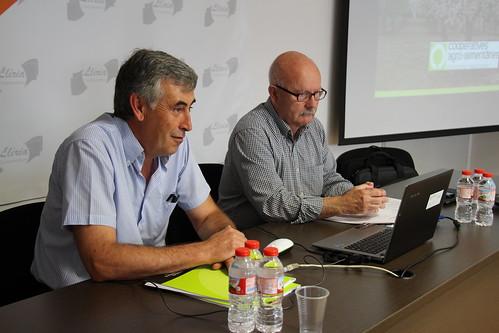 Asamblea Sectorial Frutos Secos - Lliria (30-06-2015)