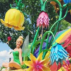 GTNphotoTinkerbell (gtn-photo) Tags: floral tinkerbell disney pixie disneyworld tink waltdisneyworld neverland magickingdom waltdisney facecharacter pixiehollow festivaloffantasyparade festivaloffantasy gtnphoto