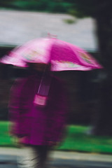 umbrella (AGraddyPhoto) Tags: girl umbrella canon outdoors child daughter raining canon60d agraddyphoto canon70200mml40isusm