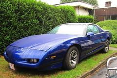 1991-92 Pontiac Firebird (rvandermaar) Tags: firebird 1991 1992 pontiac pontiacfirebird