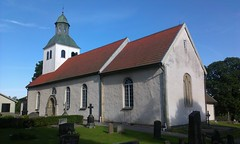 Södra Vings kyrka (Ulricehamns kommun) Tags: kyrka ulricehamn kyrktorn medeltidskyrka hökerum södraving medeltidakyrka vingätten