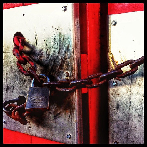 """Lock And Chain 1 • <a style=""""font-size:0.8em;"""" href=""""http://www.flickr.com/photos/150185675@N05/30822967954/"""" target=""""_blank"""">View on Flickr</a>"""