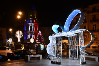 Béziers, illuminations 2015