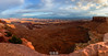 Grand View Gigapixel (au_ears) Tags: gigapixel monumentbasin canyonlands junctionbutte sunset sky islandinthesky 2016 panorama utah clouds