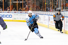 "Missouri Mavericks vs. Alaska Aces, December 16, 2016, Silverstein Eye Centers Arena, Independence, Missouri.  Photo: John Howe / Howe Creative Photography • <a style=""font-size:0.8em;"" href=""http://www.flickr.com/photos/134016632@N02/31607640872/"" target=""_blank"">View on Flickr</a>"
