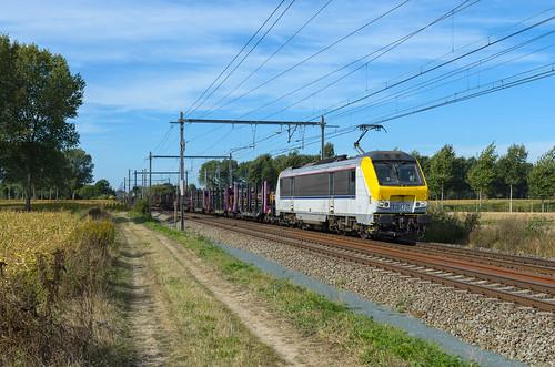 SNCB/NMBS 1308 Beveren