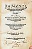 Llull-Title page-1541 (melindahayes) Tags: 1541 qd25l821541 desecretisnaturae llullramon beckbalthasar octavoformat latin