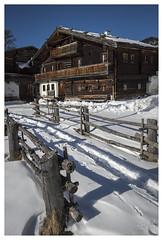 Old house (Der Reisefotograf) Tags: steiermark styria österreich austria snow schnee snowylandscape berge mountains house old