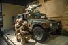 Humvee Patrol (www78) Tags: fortbenning georgia nationalinfantrymuseum humvee patrol iraq war