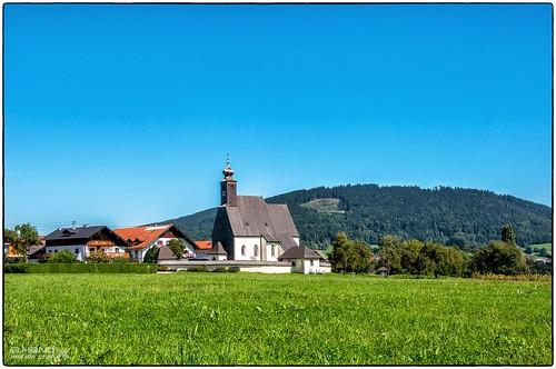 Kirche von Abtsdorf (Attergau)