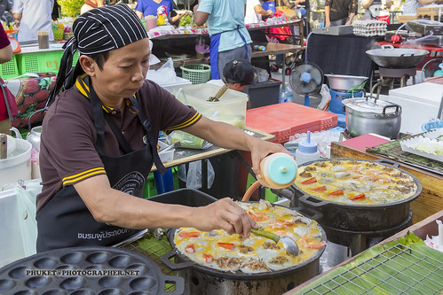 Food of Old Phuket Festival. 2-4 February, 2017