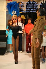 Inside The Valley of the Dolls Part 4 (barbiescanner) Tags: barbie ken francie dioramas cultfilms film valleyofthedolls vintagebarbie vintagefrancie vintageken barbiefashion satire kenfashion