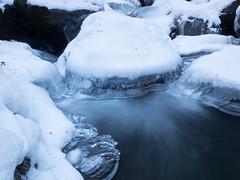 Ice_31 (iasmax) Tags: olympus omd river ice em5 troggia fume ghiaccio