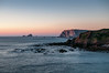 El cabo Peñas. (ccc.39) Tags: asturias gozón cabopeñas peñas mar cantábrico acantilados agua horizonte atardecer ocaso puestadesol rocas sea cliffs sunset