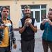 Provando a torta local Fityi (Foto Cyril e Armony)
