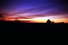 Blue sunrise (steamfreak88) Tags: canon t90 fdn ndf fd 50mm f14 fuji fujifilm velvia 100 rvp hema e6 slidefilm color reversal sunrise landgraaf limburg netherlands pacific image primefilmxa vuescan 135 film 35mm