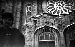 untitled (davidzakharov) Tags: blackandwhite bw blurry holga135 holga holgaishootfilm ilford ishootfilm film caffenol 35mm